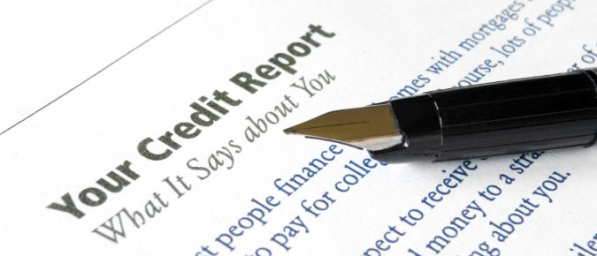 Read Your Credit Report