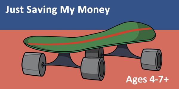 Just saving money logo