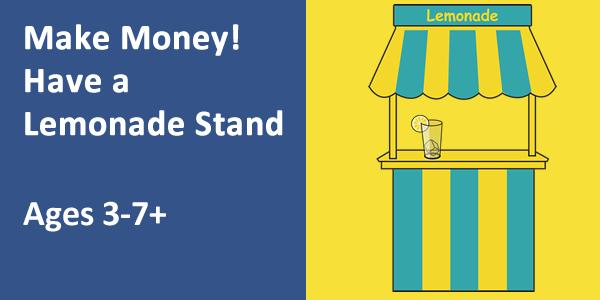 Make money lemonade stand